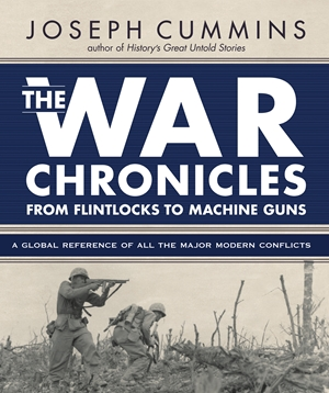 The War Chronicles: From Flintlocks to Machine Guns