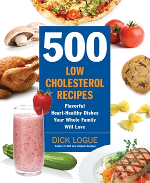 500 Low-Cholesterol Recipes