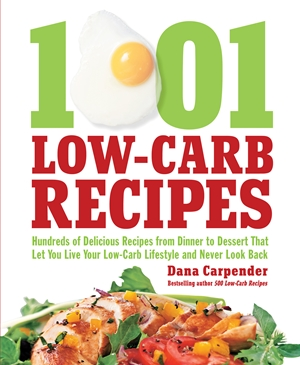 1,001 Low-Carb Recipes