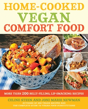 Home-Cooked Vegan Comfort Food