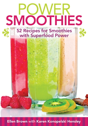 Power Smoothies [mini book]