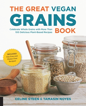 The Great Vegan Grains Book