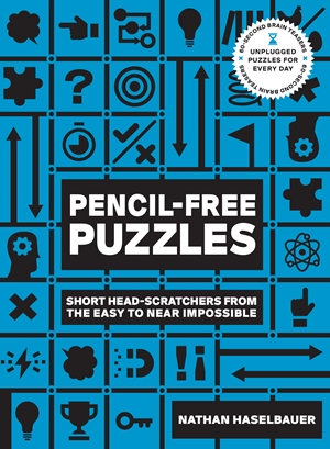 60-Second Brain Teasers Pencil-Free Puzzles