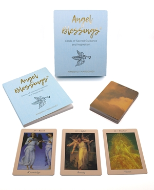 Angel Blessings Cards of Sacred Guidance and Inspiration