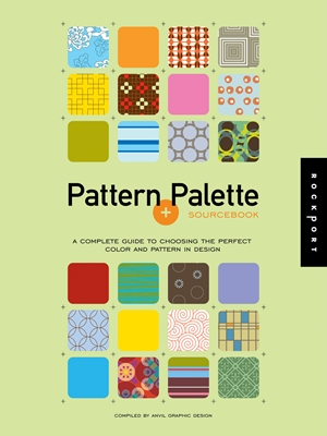 Pattern and Palette Sourcebook w/CD-Rom