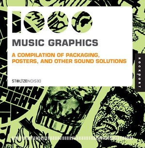 1,000 Music Graphics (mini)