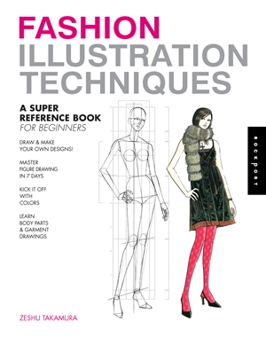 Fashion Illustration Techniques