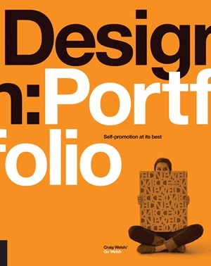 Design: Portfolio Self promotion at its best