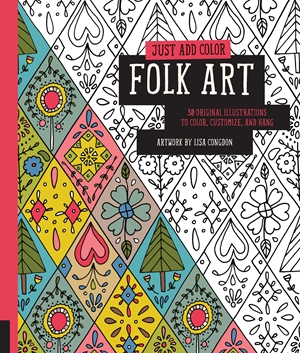 Just Add Color: Folk Art