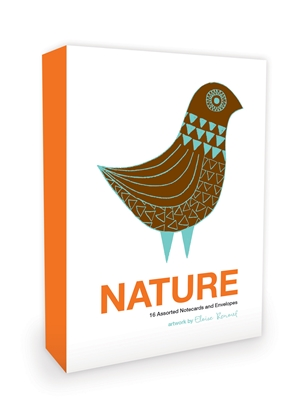 Nature Note Cards Artwork by Eloise Renouf