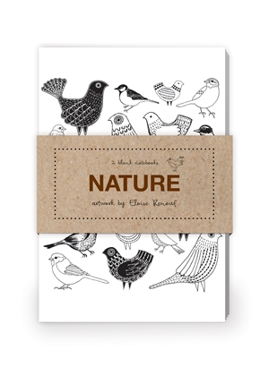 Nature Artwork by Eloise Renouf Journal Collection 2