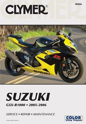 Suzuki GSX-R1000 2005-2006