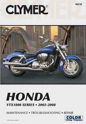 Honda VTX1800 Series 2002-2008