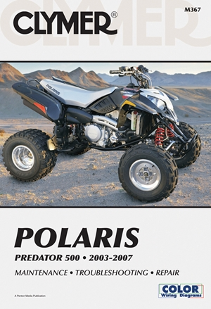 Polaris Predator 2003-2007