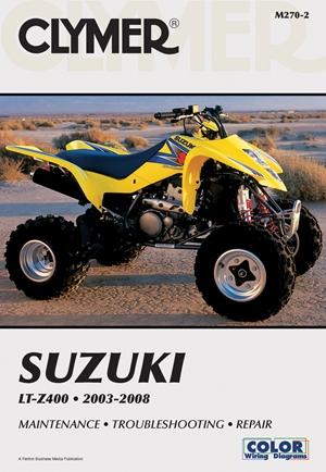 Suzuki LT-Z400 2003-2008