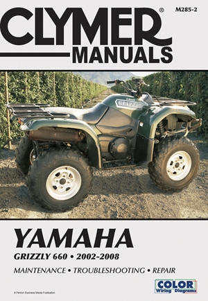 Yamaha Grizzly 660 2002-2008