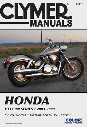 Honda VTX1300 Series 2003-2009