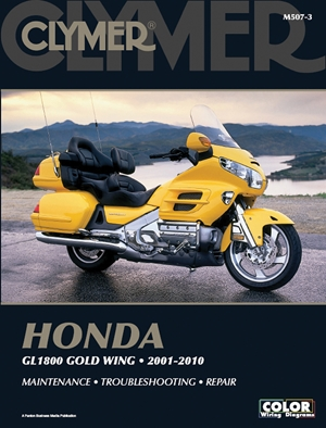 Honda 1800 Gold Wing 2001-2010