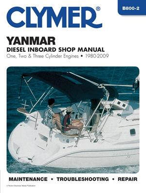 Yanmar Diesel Inboard Engines 1980-2009