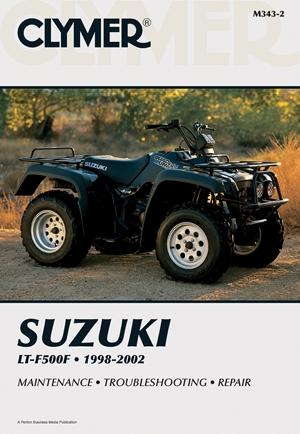 Suzuki LT-F500F 1998-2002