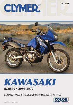 Kawasaki KLR650 2008-2012