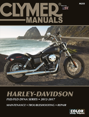 Harley-Davidson FXD Dyna Series 2006-2011