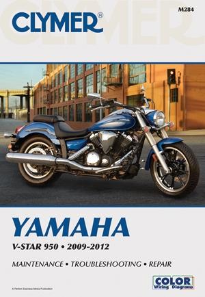 Yamaha V-Star 950 2009-2012