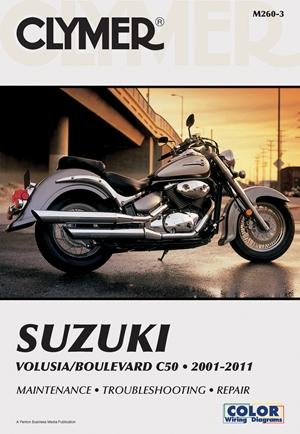 Suzuki Volusia/Boulevard C50 2001-2011