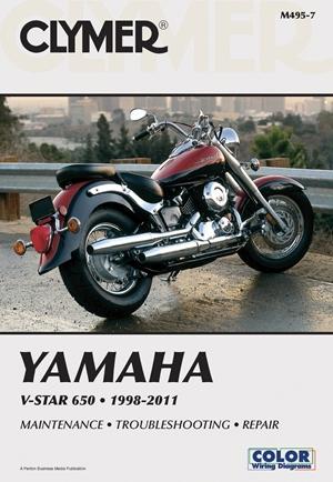 Yamaha V-Star 650 1998-2011