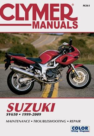 Suzuki SV650, 1999-2009