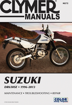 Suzuki DR650SE 1996-2013