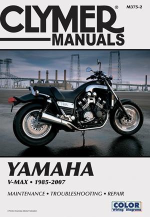 Yamaha VMX1200 V-Max 1985-2007