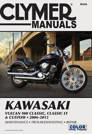 Kawasaki Vulcan Classic,ClassicLT&Custom 06-13