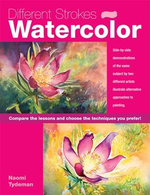 Different Strokes Watercolor