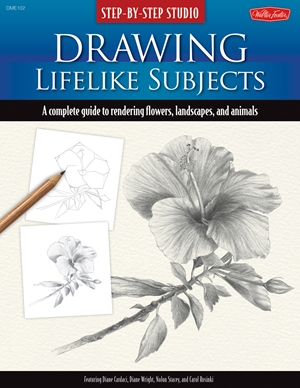 Step-by-Step Studio: Drawing Lifelike Subjects