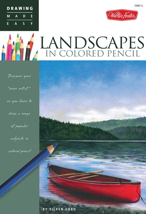 Landscapes in Colored Pencil
