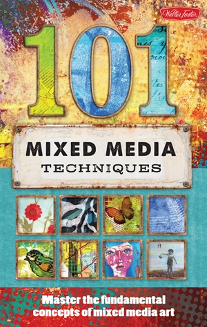 101 Mixed Media Techniques