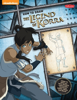 How to Draw The Legend of Korra