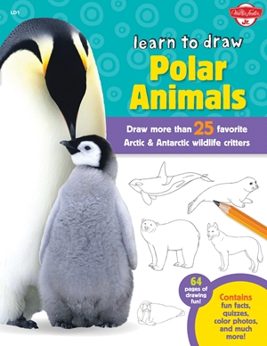 Learn to Draw Polar Animals