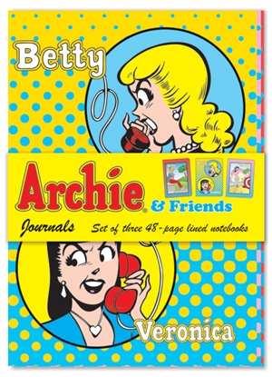 Archie & Friends Journals
