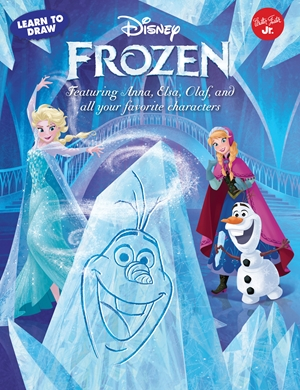 Learn to Draw Disney's Frozen