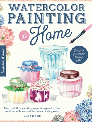 Watercolor Painting at Home