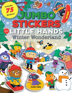 Jumbo Stickers for Little Hands: Winter Wonderland