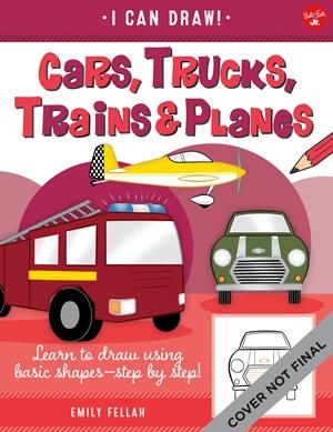 Cars, Trucks, Trains & Planes