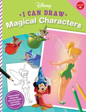I Can Draw Disney: Magical Characters