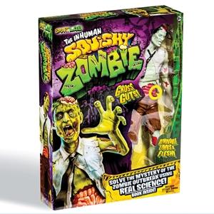 The Inhuman Squishy Zombie