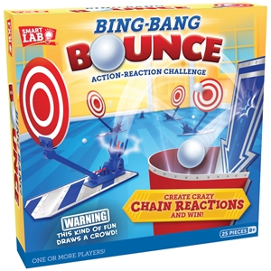 Bing Bang Bounce! Action-Reaction Lab