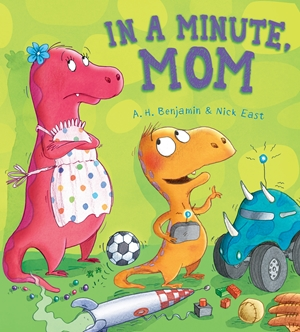 Storytime: In a Minute, Mom