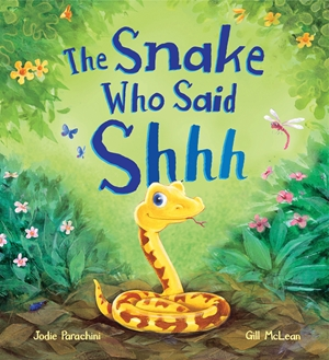 Storytime: The Snake Who Said Shh...