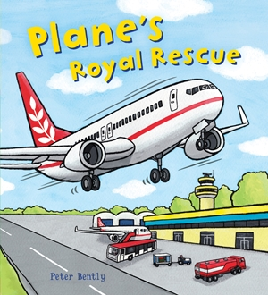 Plane's Royal Rescue